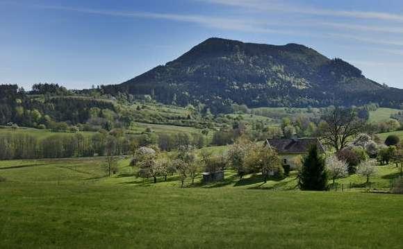 The Bruche Valley in summer